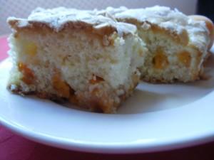 ciasto z morelą