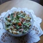 sałata tortellini i brokuły