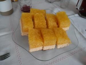 ciasto cytrynowe light