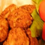 kotlety mielone z suszonymi pomidorami