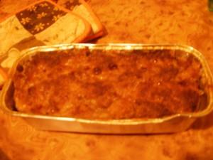 pieczeń z mięsa mielonego z ziemniakami