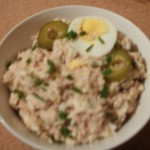 pasta z tuńczyka i jaj