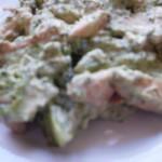 potrawka w zielonym sosie