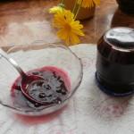 frużelina z czarnej porzeczki