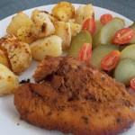 filety kurczaka w marynacie miodowo-musztardowej