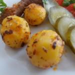 ziemniaki pieczone w piekarniku z got. mieszanką przypraw