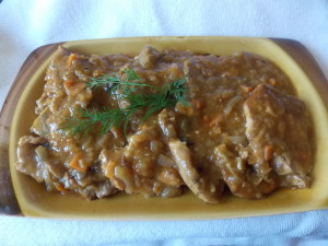 Karkówka w zupie cebulowej (2)