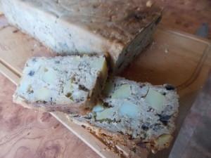 Pieczeń z mięsa mielonego a'la salceson (3)