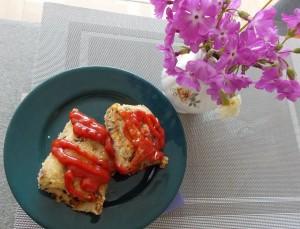krokiety z miesem z kurczaka i ziemniakami (3)