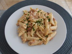 makaron z mascarpone i pomidor susz (2)