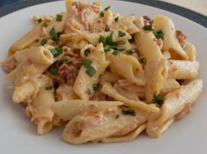 makaron z mascarpone i pomidor susz (4)