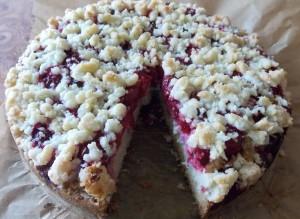 ciasto wiśniowe mieszane łyżką (4)