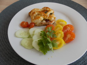 kurczak w cieście fr z feta pom susz (2)