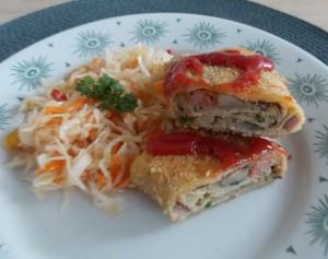krokiety ziemniaki pieczarki kiełbasa2 (2)